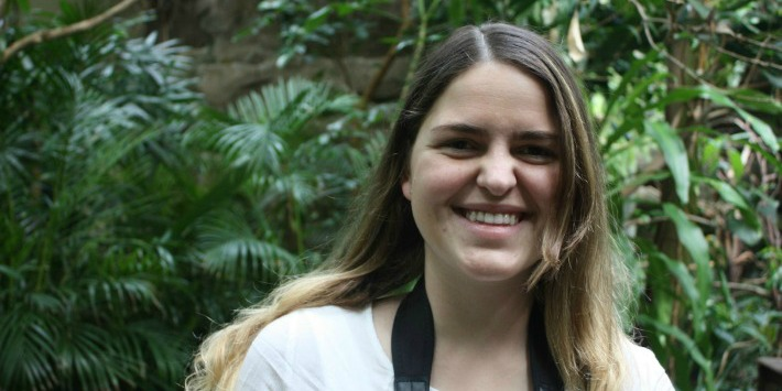 Society Member Alejandra Echeverri has been named a youth delegate at the United Nations'  conference on biodiversity in Cancun, Mexico. Read her story by clicking on the link.